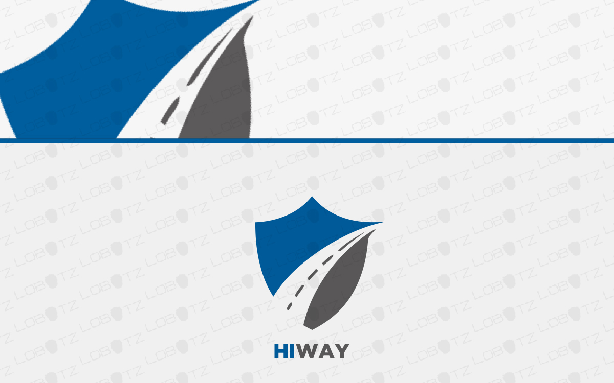 Highway Transportation Logo
