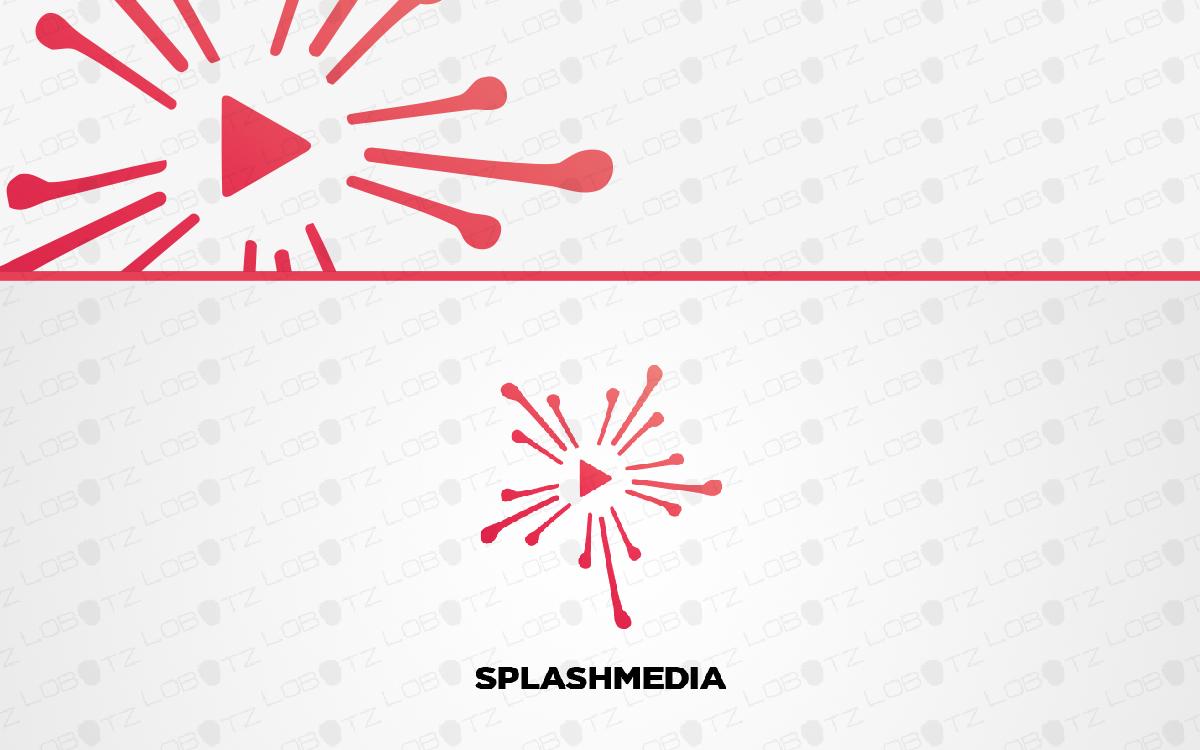 media logo for sale
