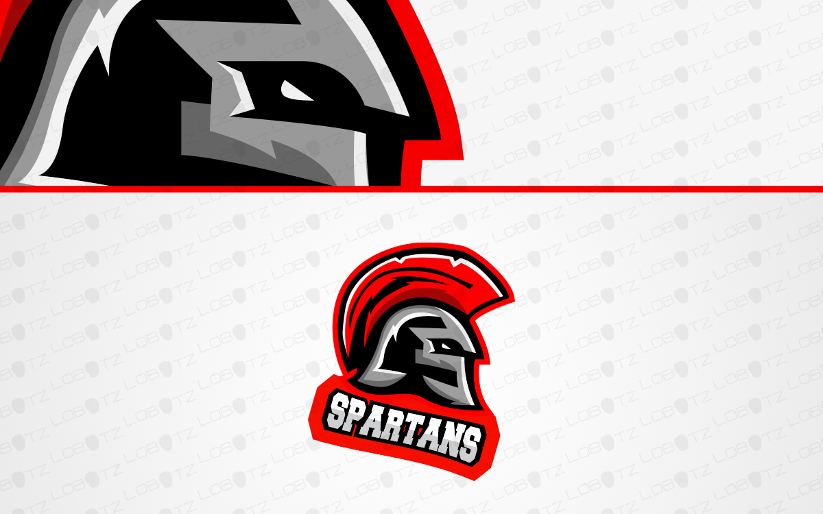 spartan esports logo for sale