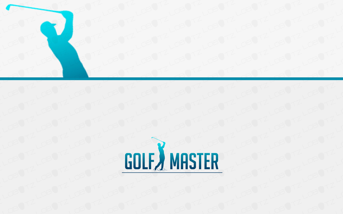 golf logo for sale