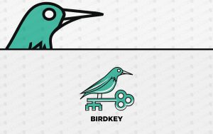 key birdlogo for sale