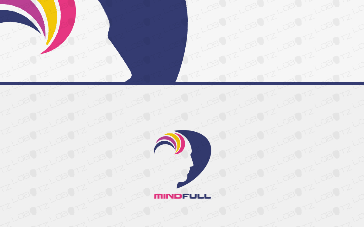 mind logo for sale