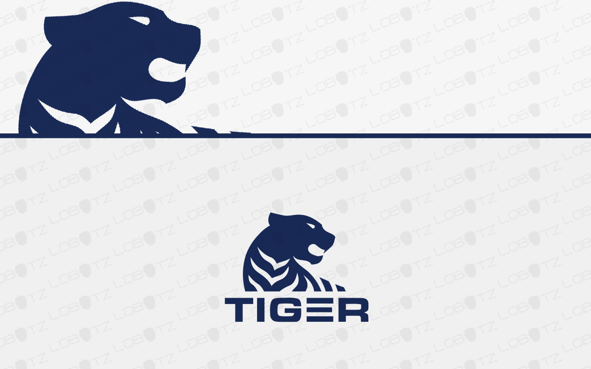 tiger logo for sale