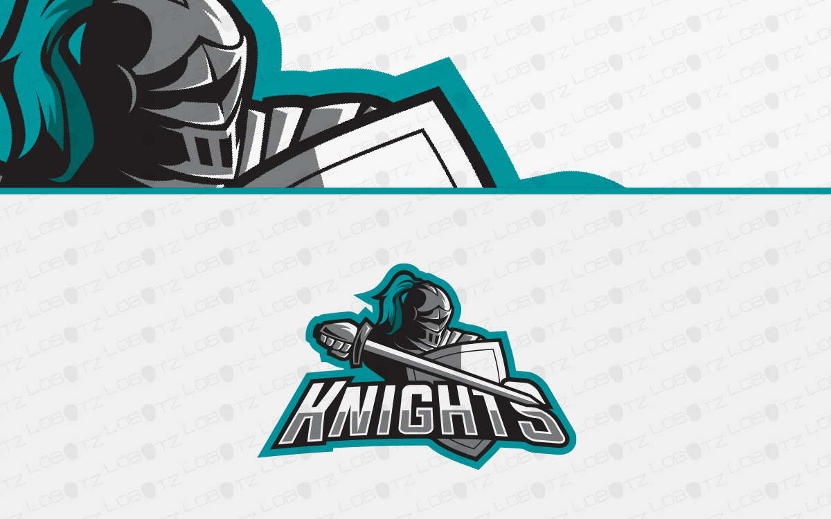 Knight esports logo for sale