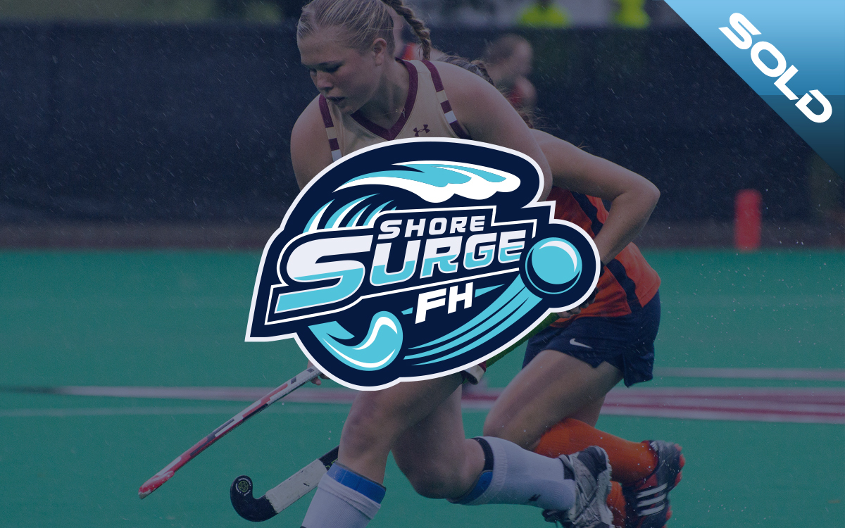 custom field hockey logo