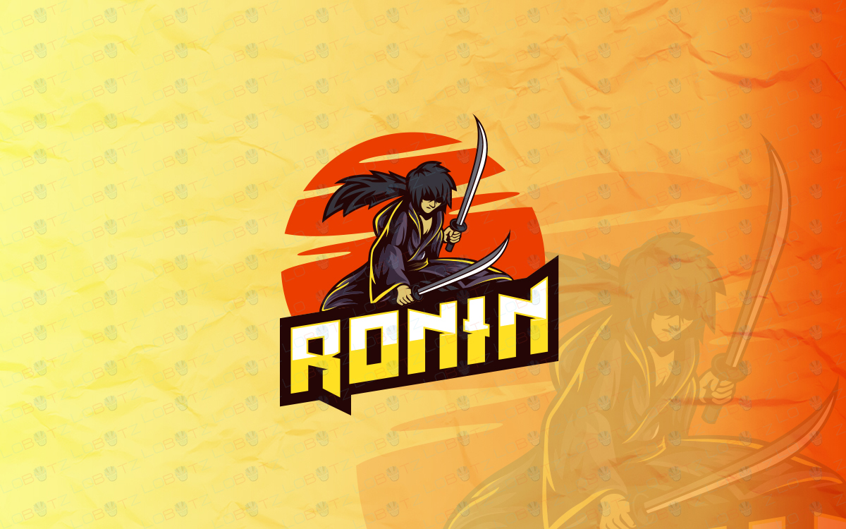ronin esports logo for sale