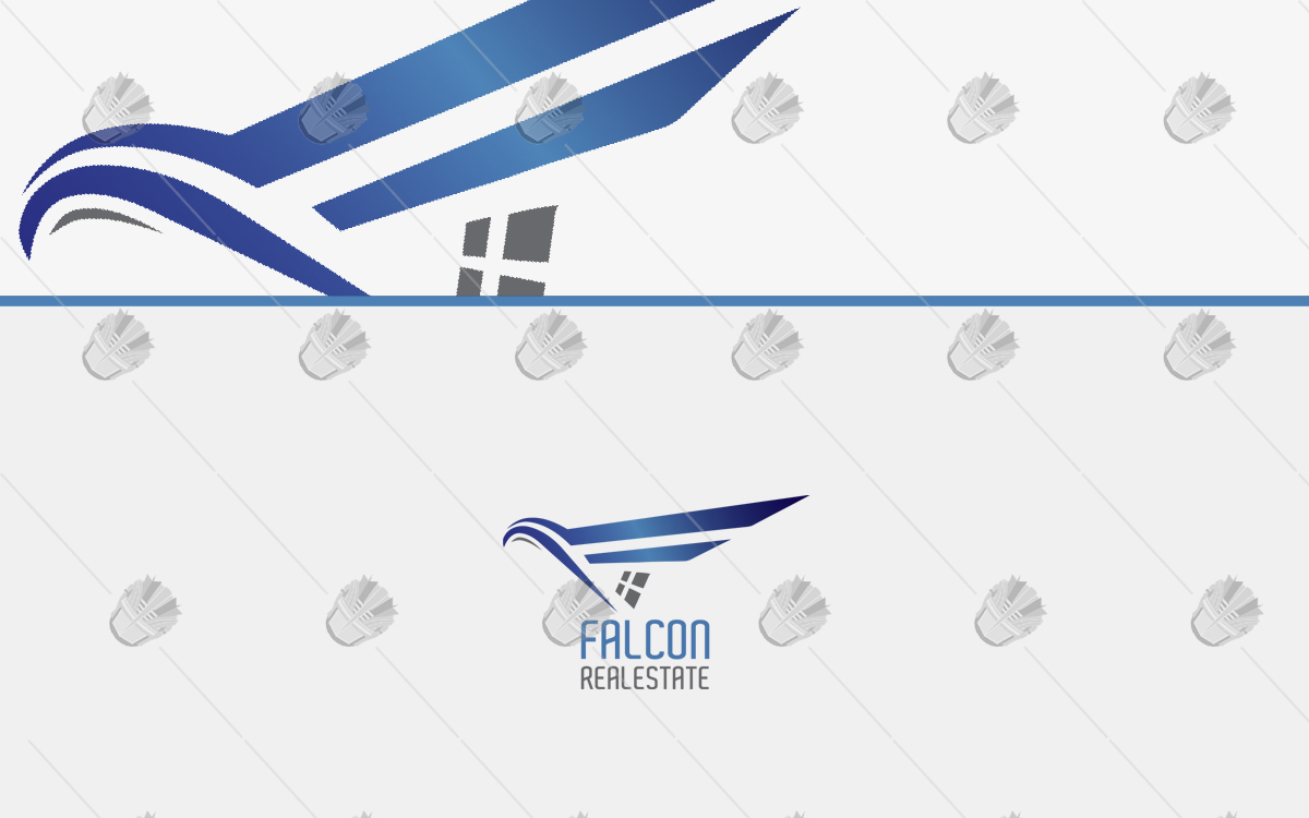 falcon real estate logo