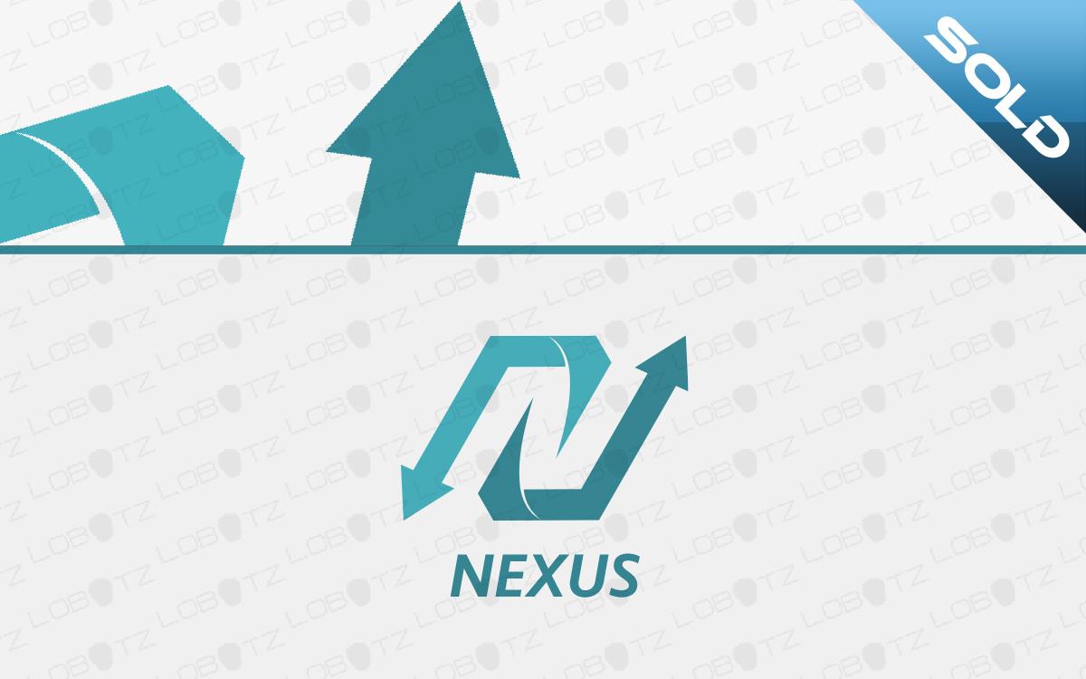 letter N logo for sale