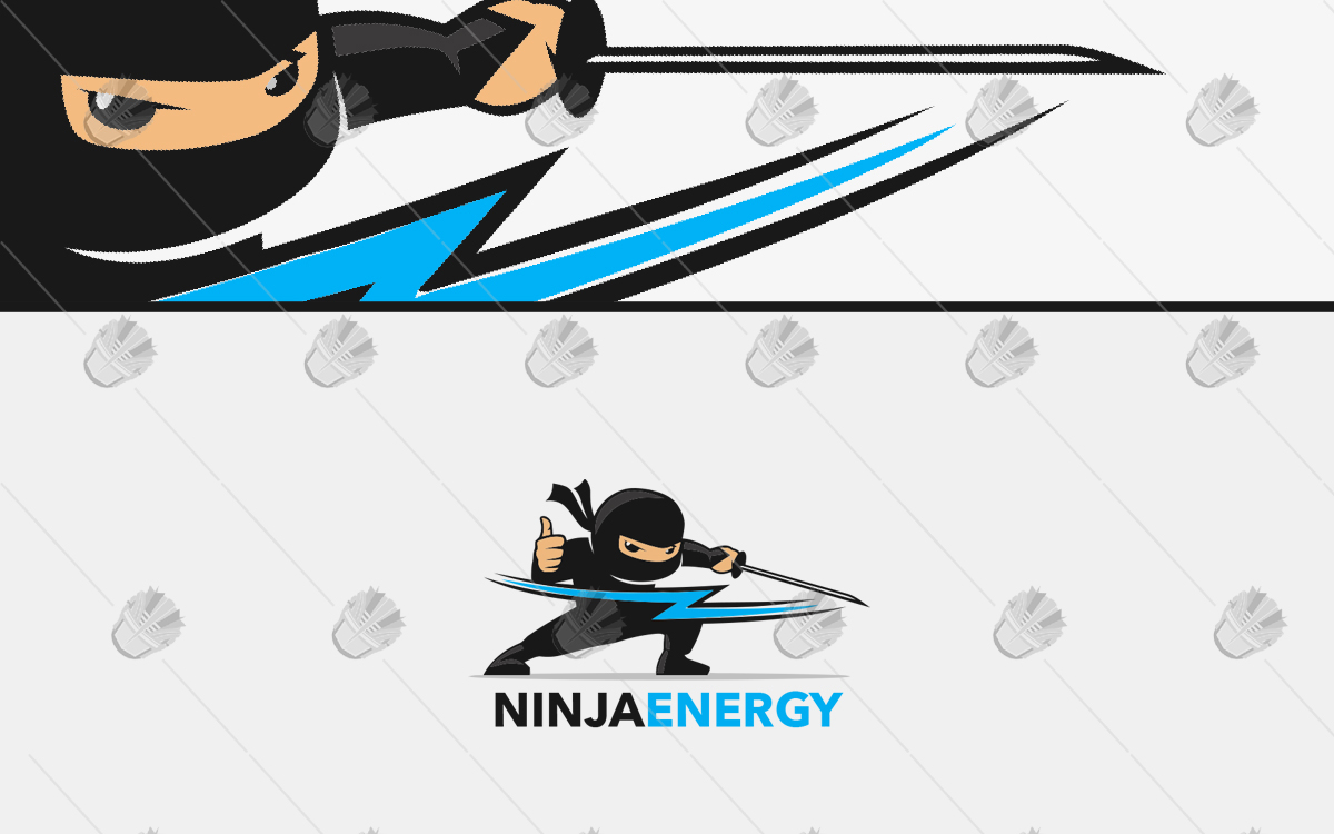 ninja logo readymade ninja logos