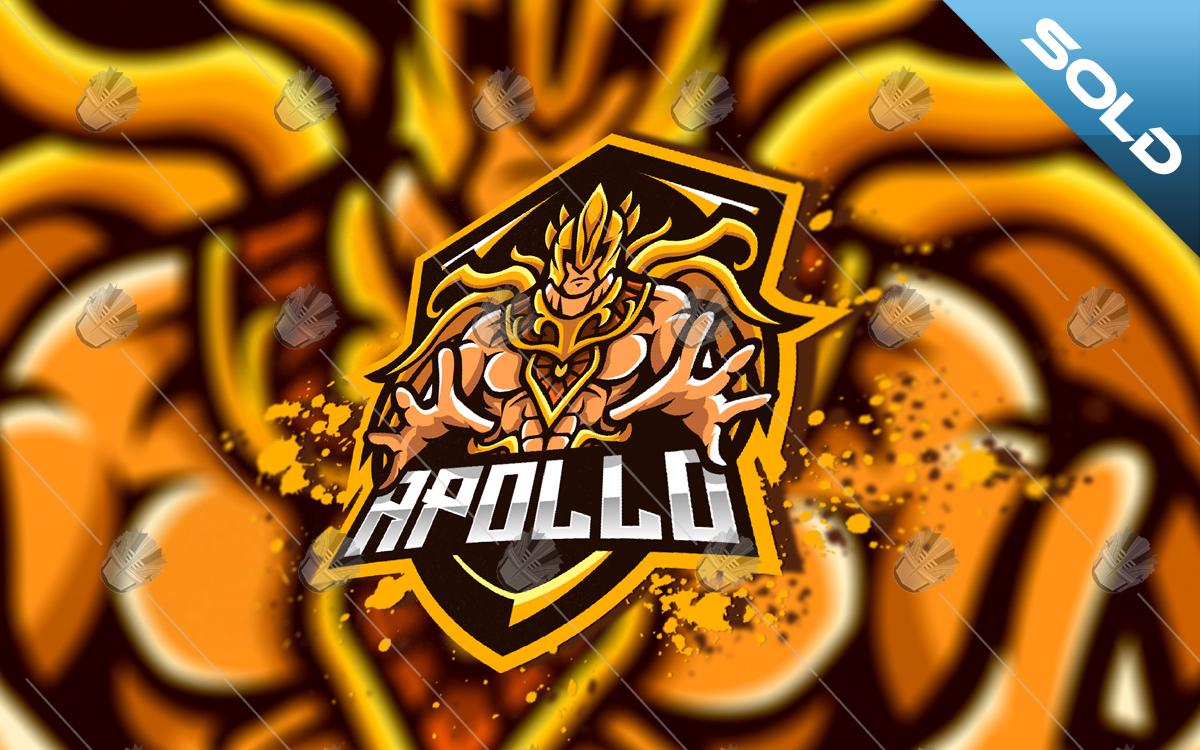 Apolloesportslogo Apollo mascot logo