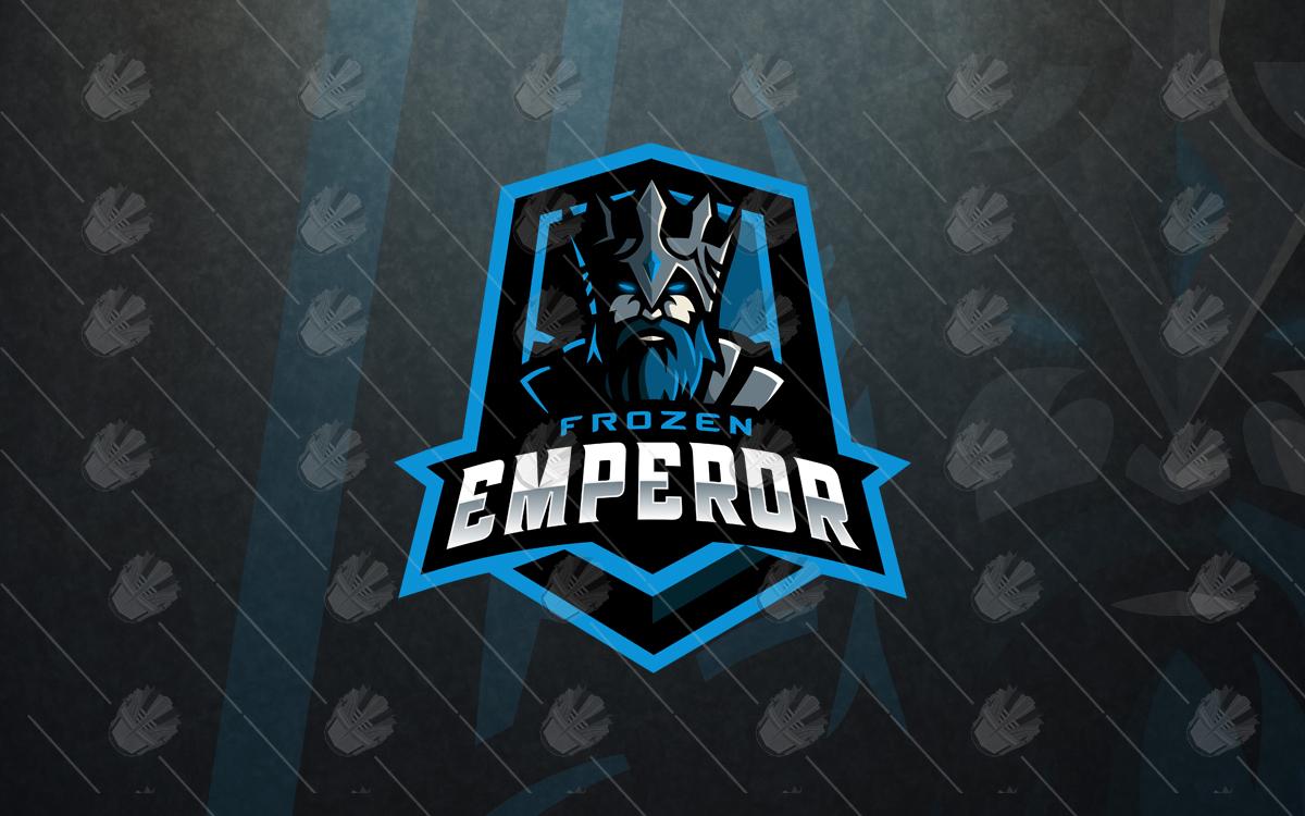 kingeSportslogo mascot logo for sale