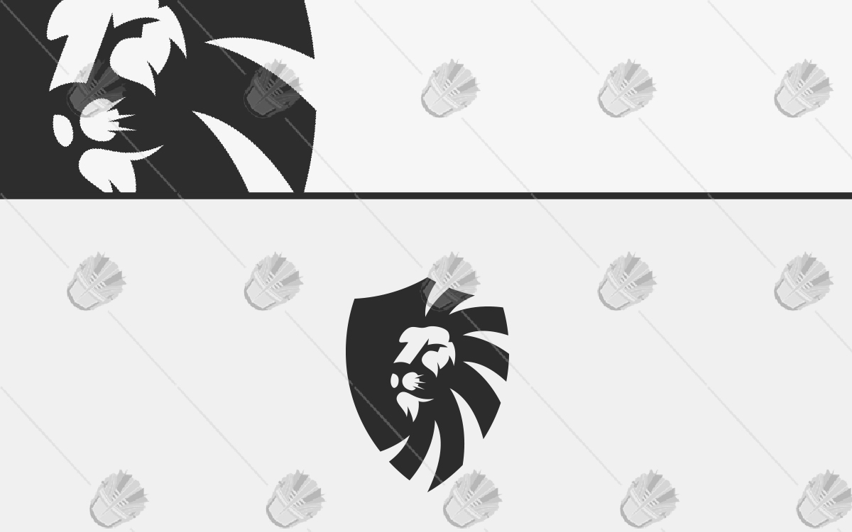 lion crest logo for sale