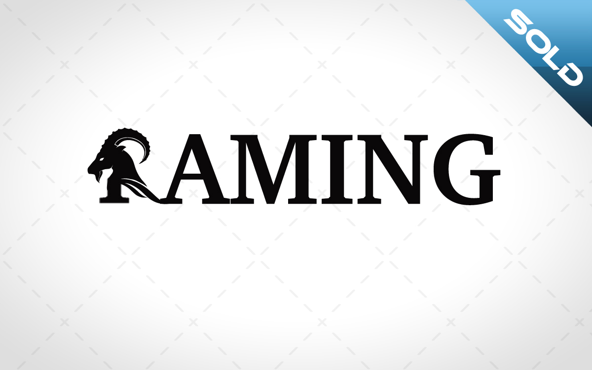 ram gaming logo for sale