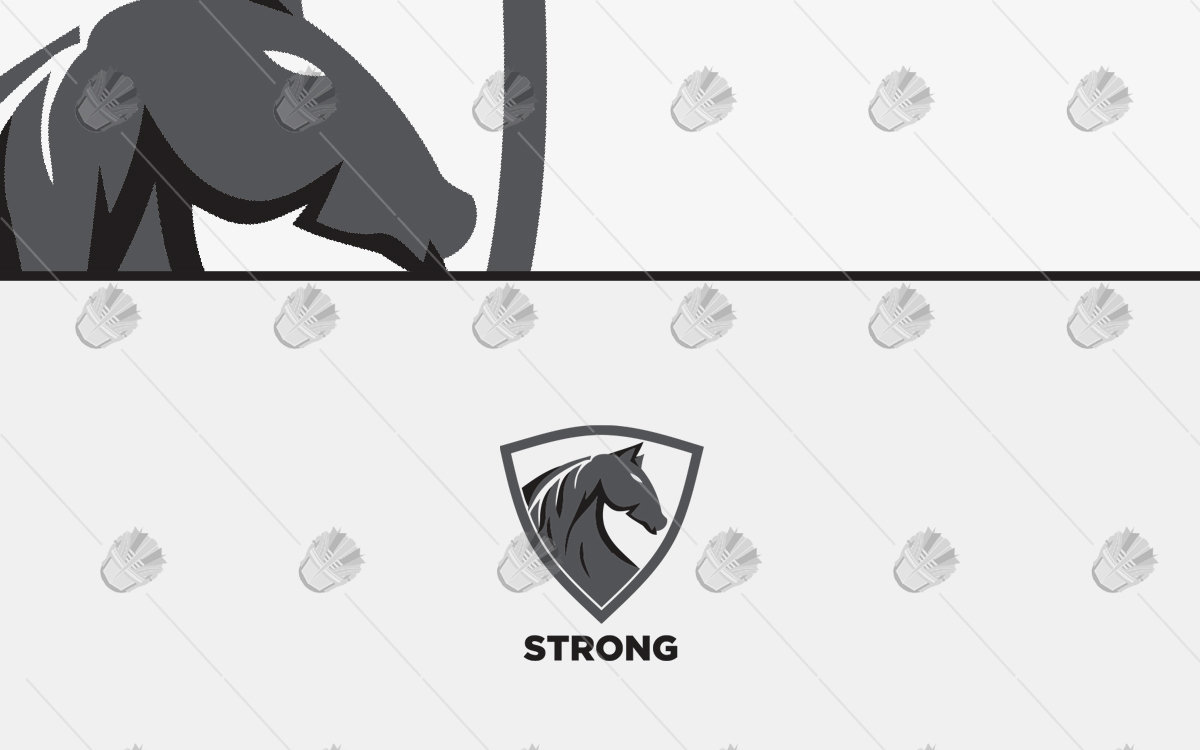 stallion logo for sale horse logo