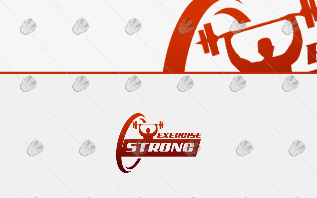 gym logo for sale