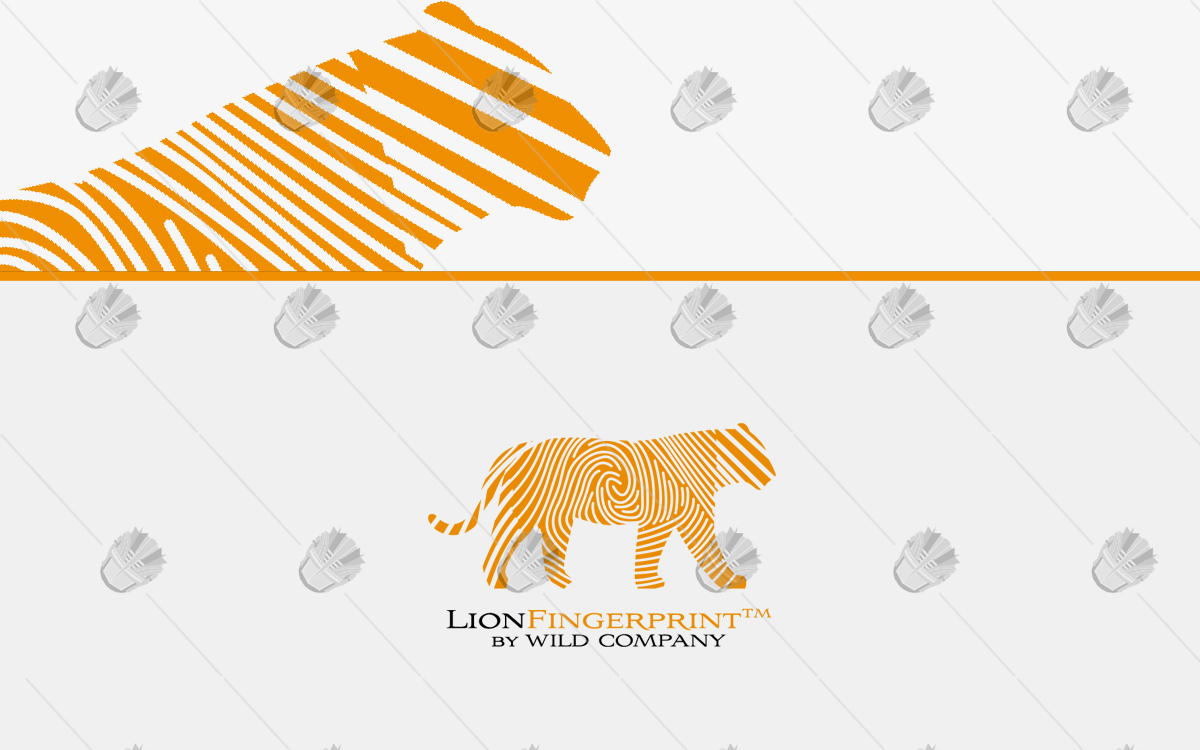 tiger fingerprint logo