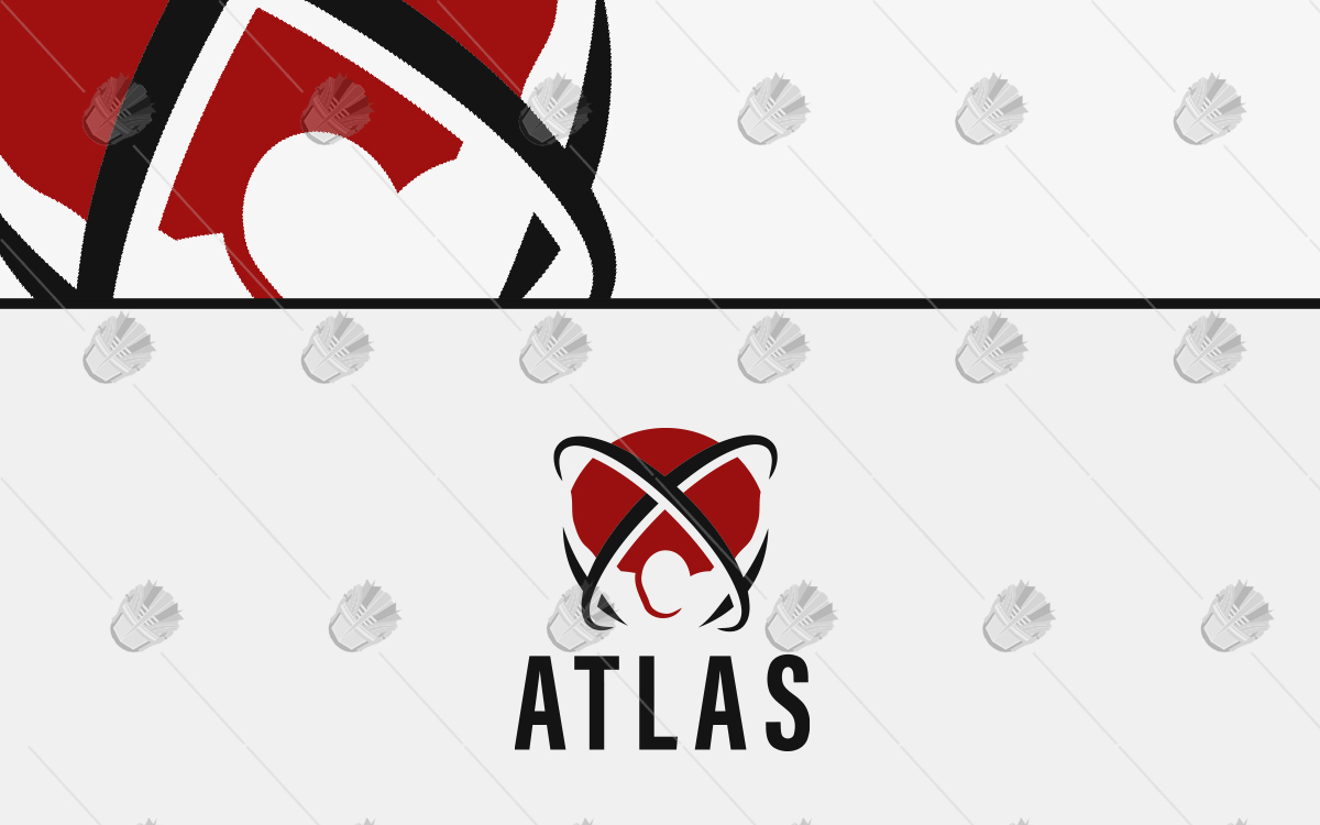 atlas logo for sale