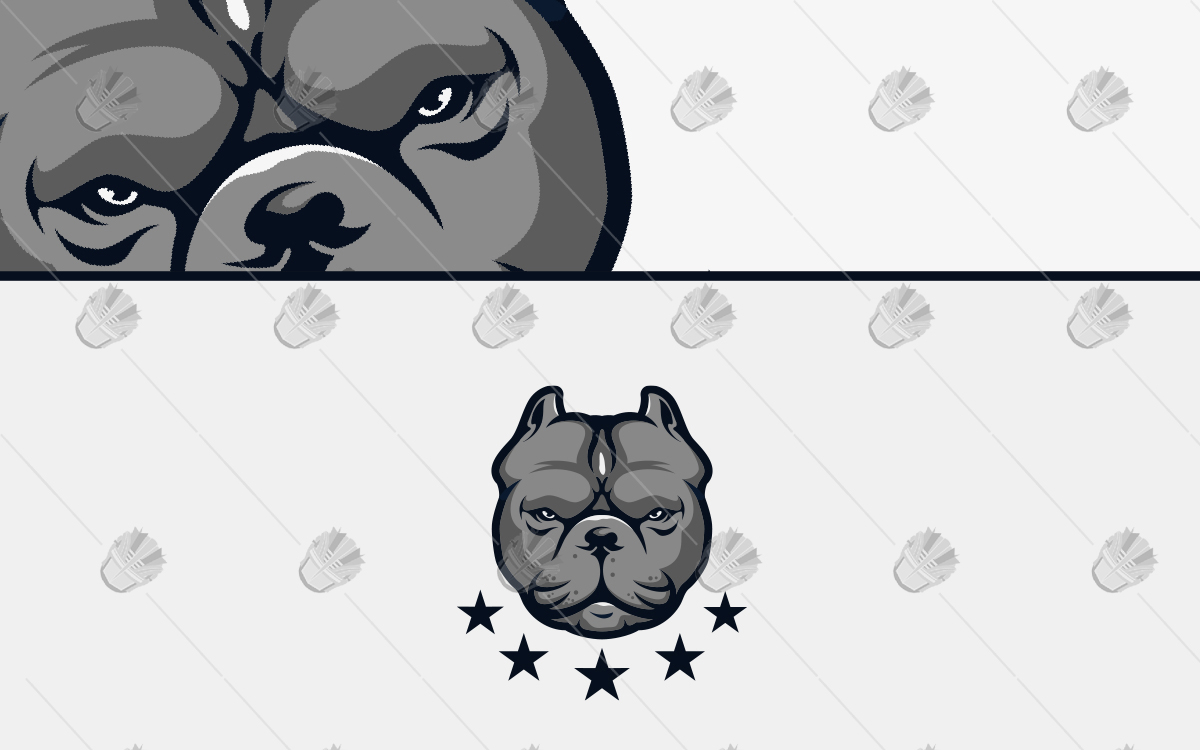 bulldogmascot logo bulldogesports logo