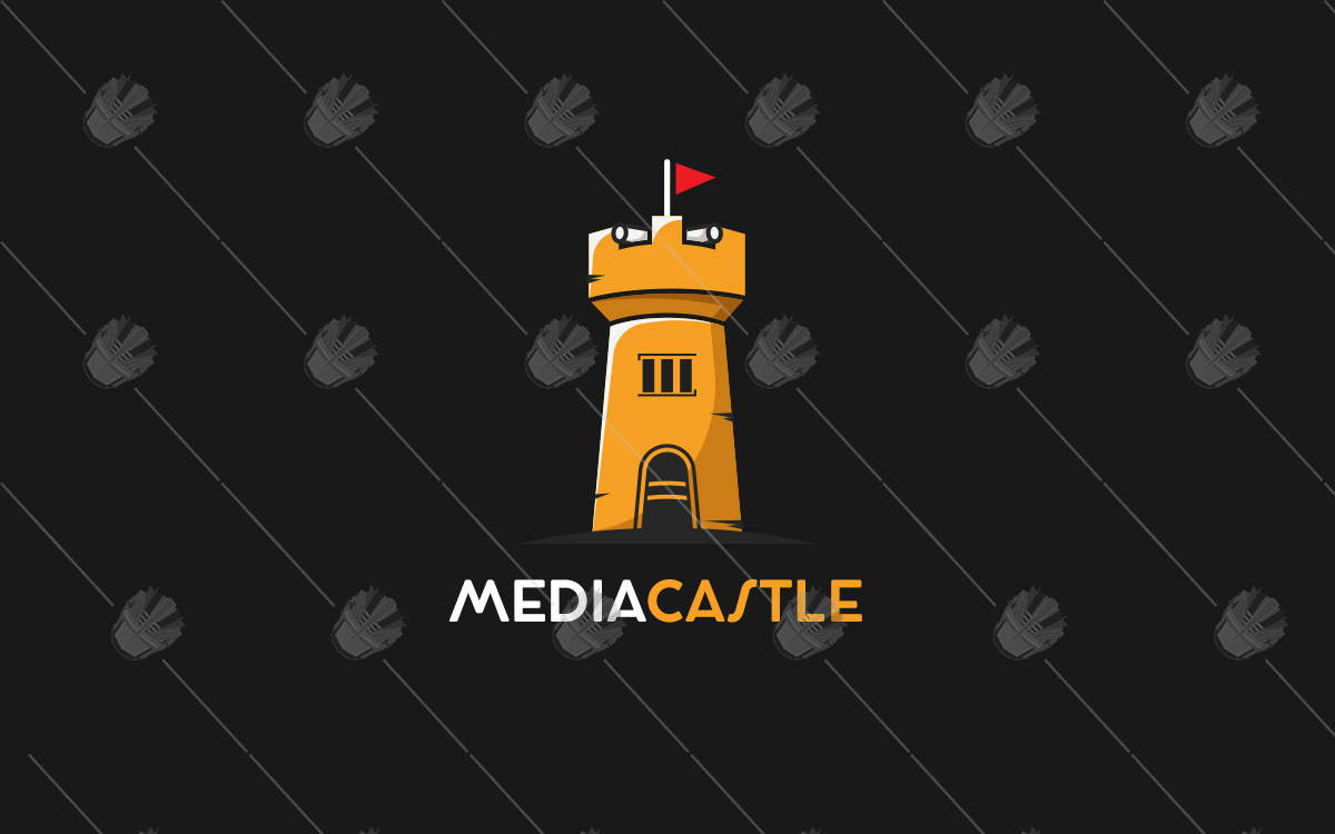 media castle logo for sale