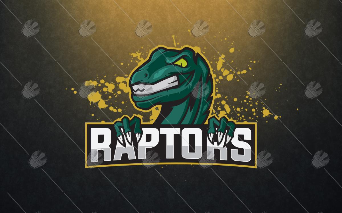 dinosaurmascot logo dinosauresports logo