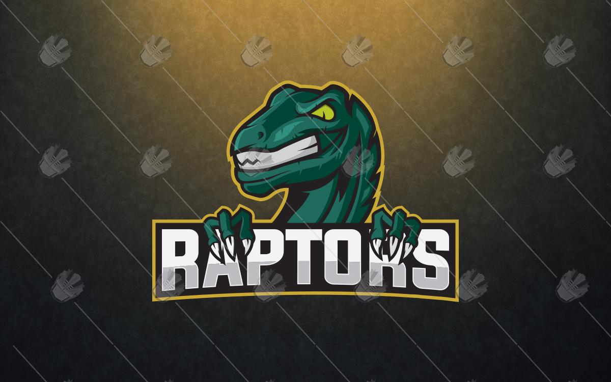 spectacular dinosaur mascot logo dinosaur esports logo