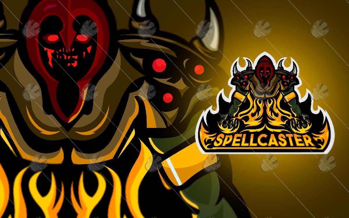 mascot logo esports logo