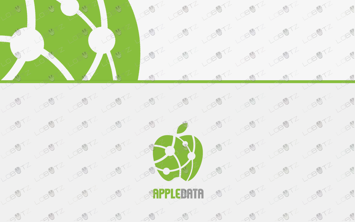 data apple logo for sale