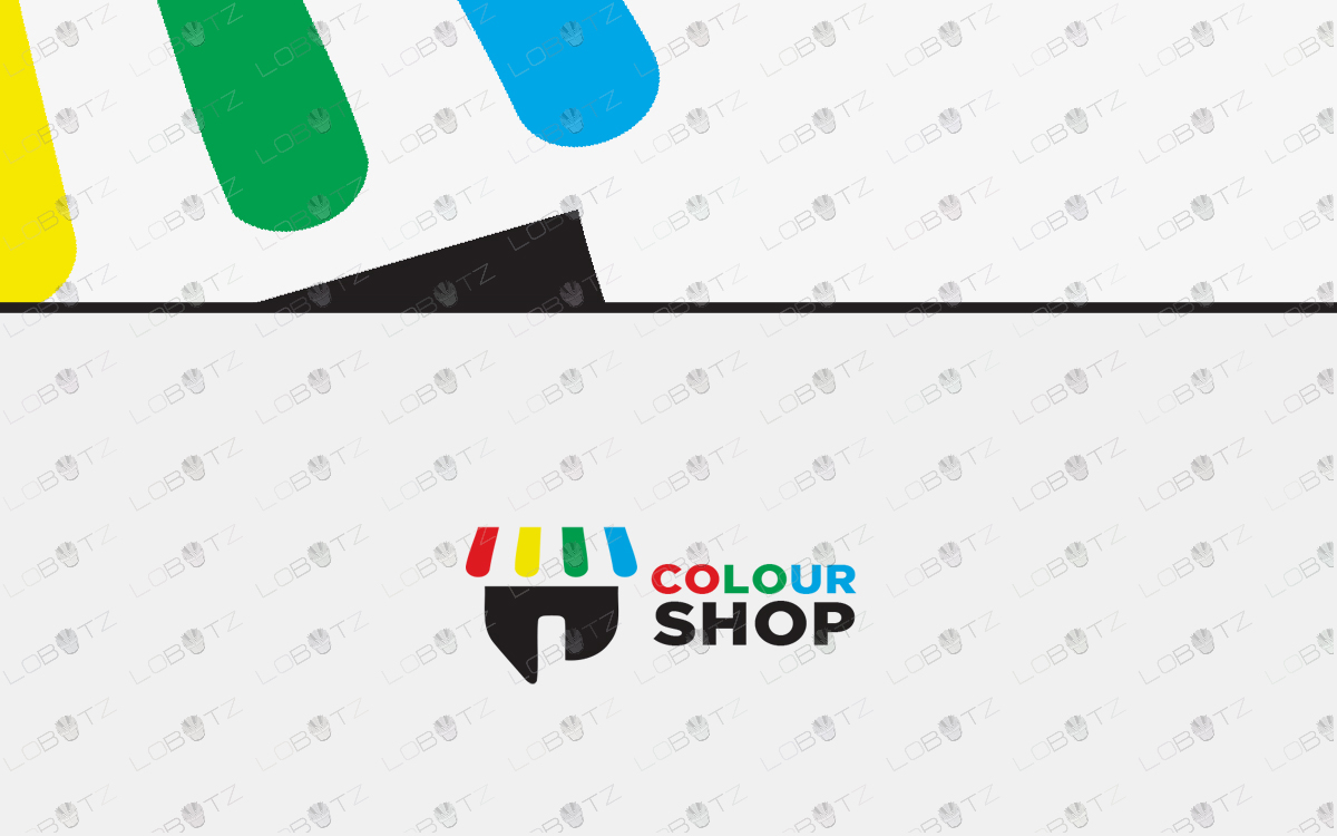 shop logo for sale
