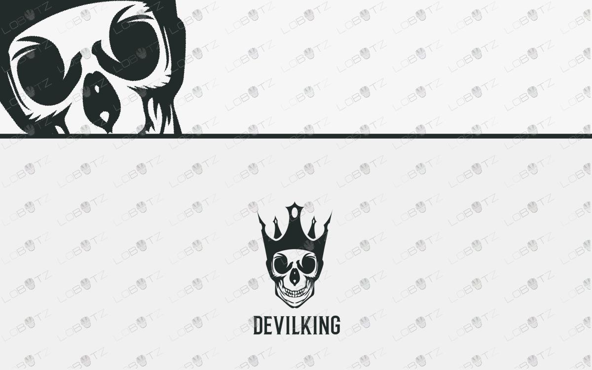 skull king esports logo