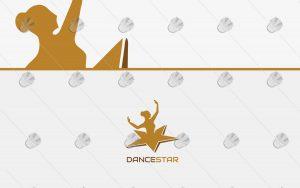dancing logo dance logo for sale