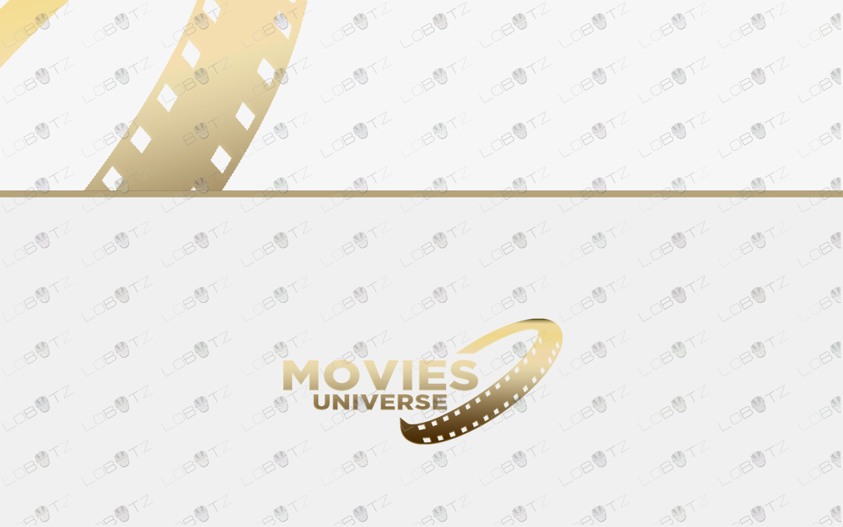 movieslogo for sale