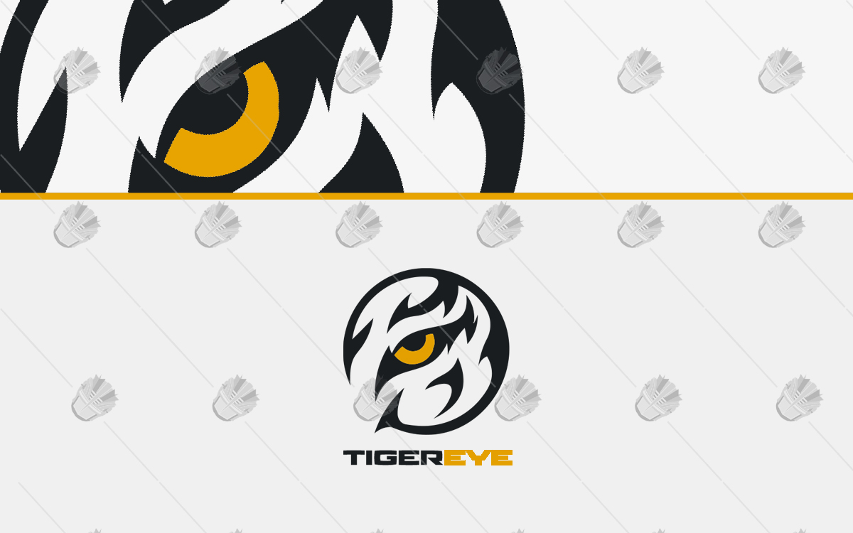tiger eye logo for sale