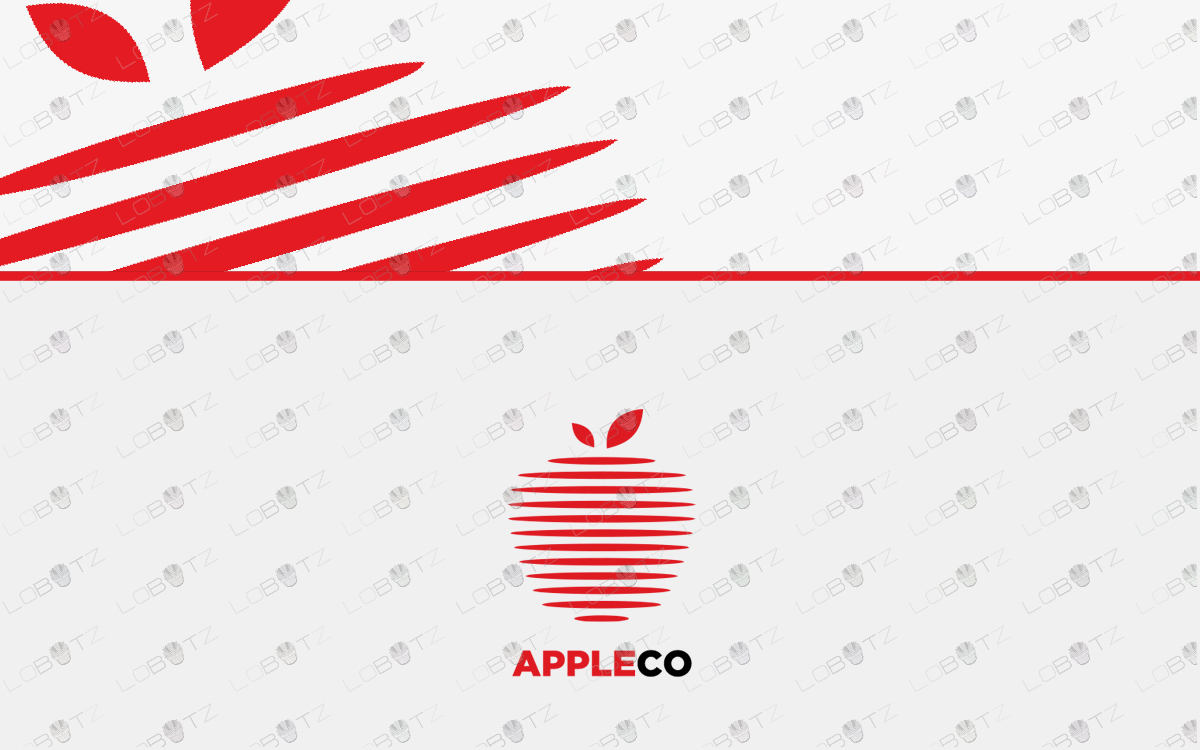 apple logo for sale