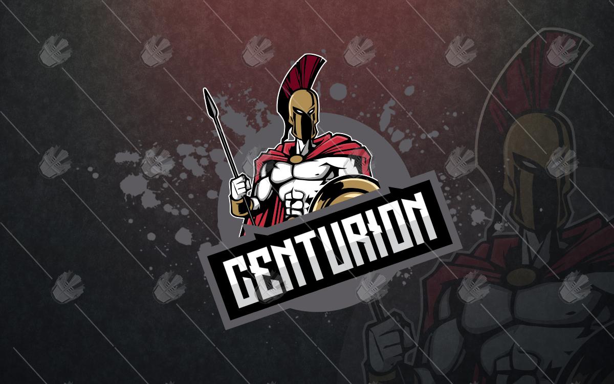 centurion mascot logo