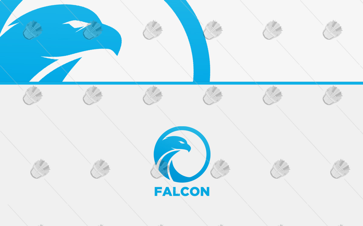 falcon logo for sale