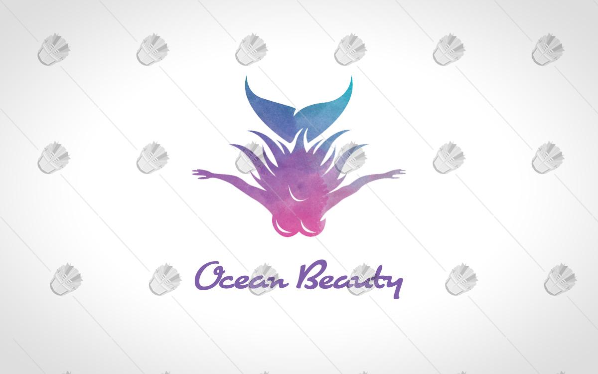 Design A Mermaid Logo