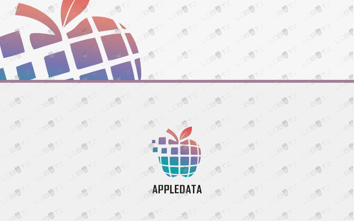 data apple logo for sale