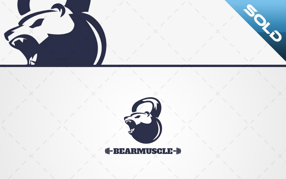 bear gym logo