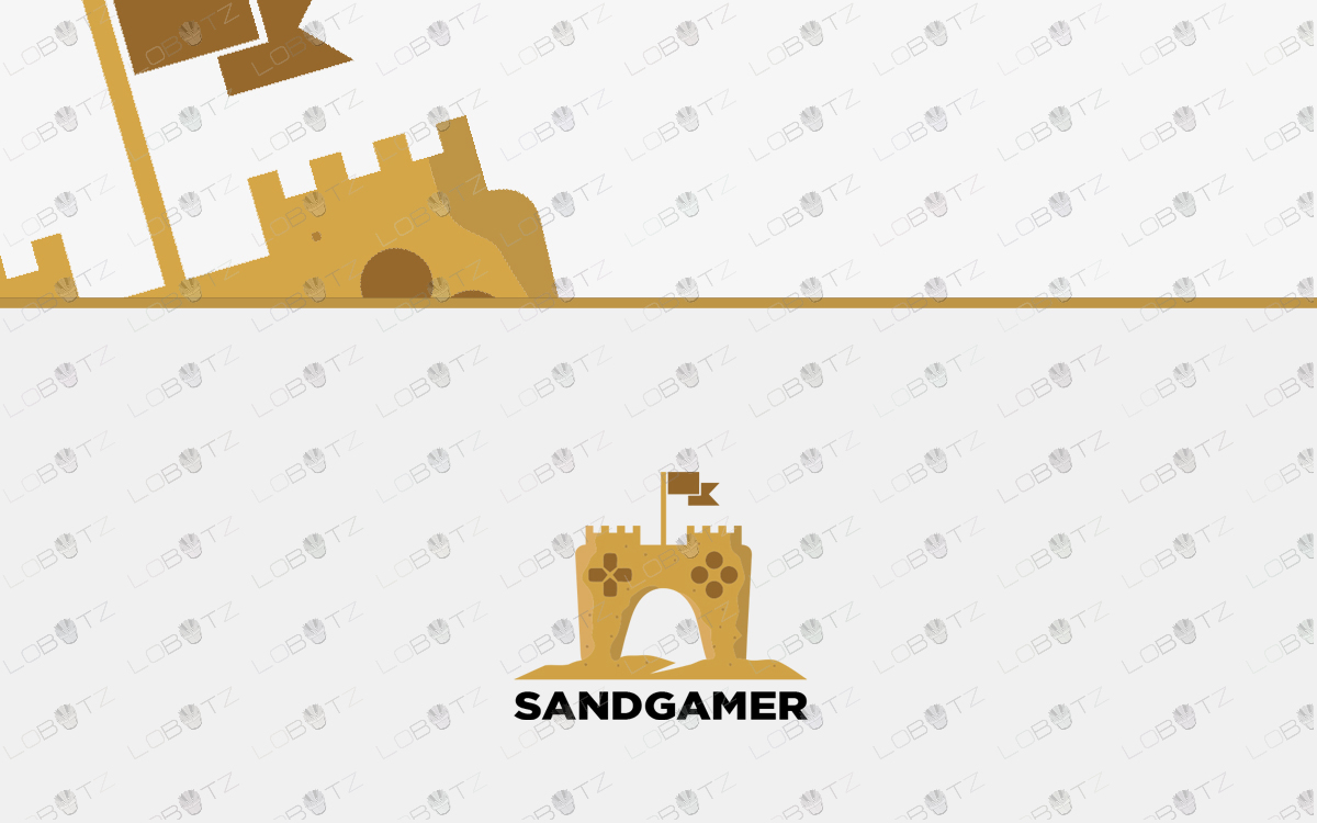 sands gaming controller logo for sale