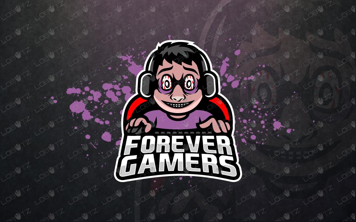 gamer esports logo gamer mascot logo