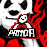 Awesome Boxer Panda eSports Logo Panda Mascot Logo