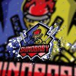 Awesome Samurai Mascot Logo | Ninja Mascot Logo For Sale