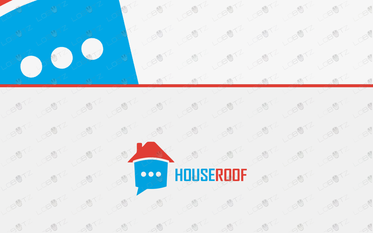 house logo for sale