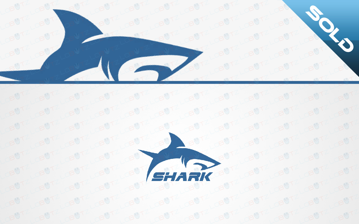 shark logo for sale