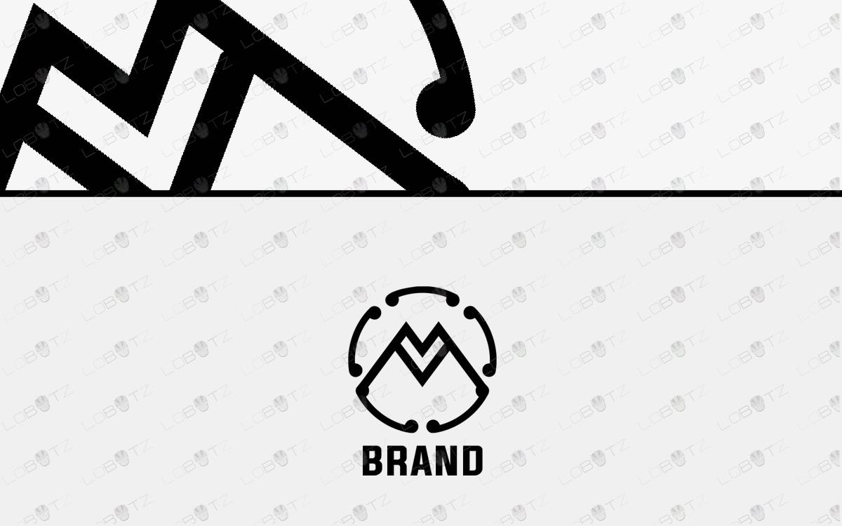 brand logo businesslogo for sale