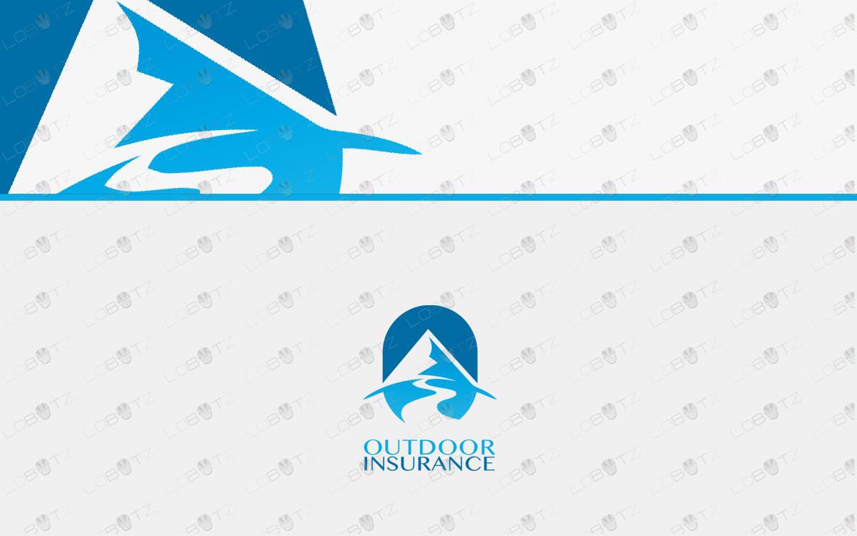 insurance company logo for sale