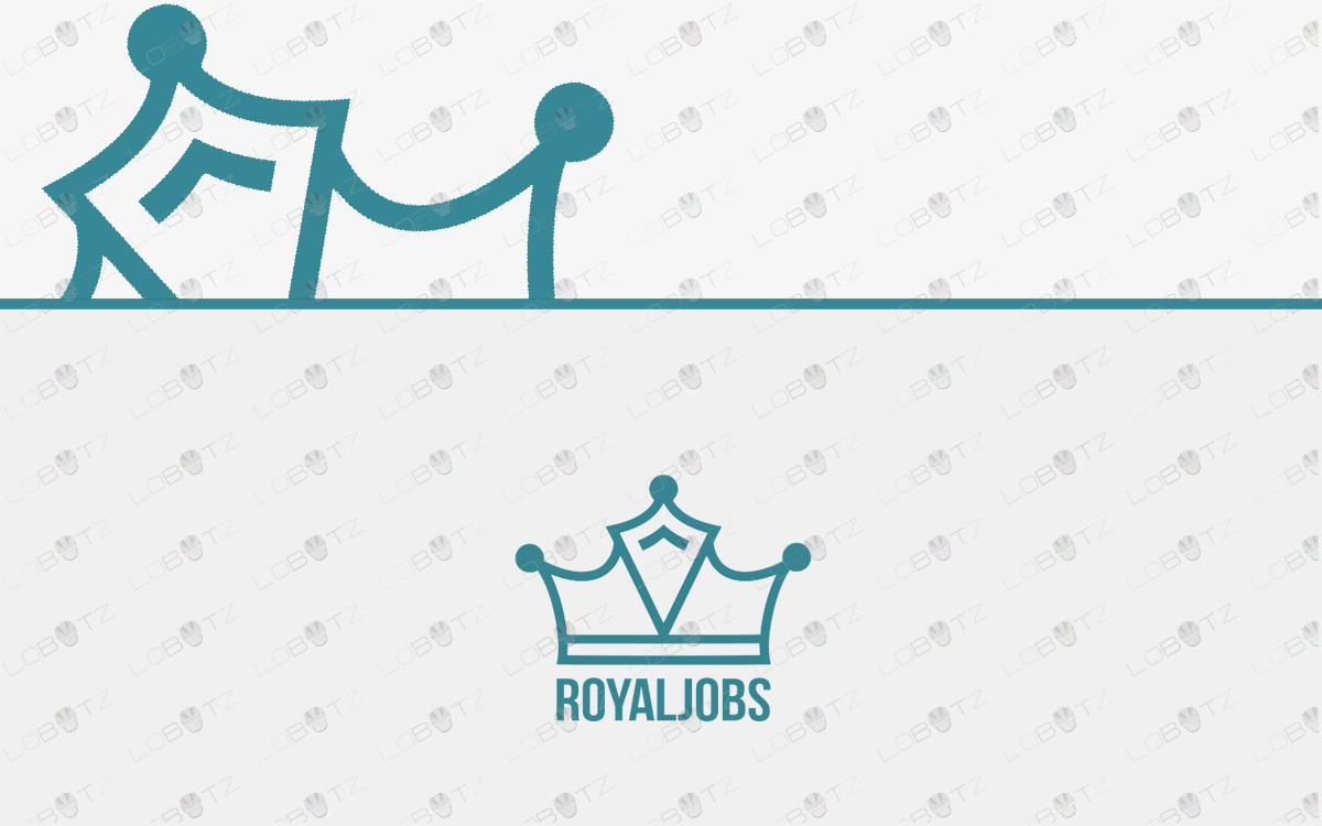 royal crown logo for sale