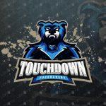 Bear Mascot Logo For Sale Readymade Bear eSports Logo