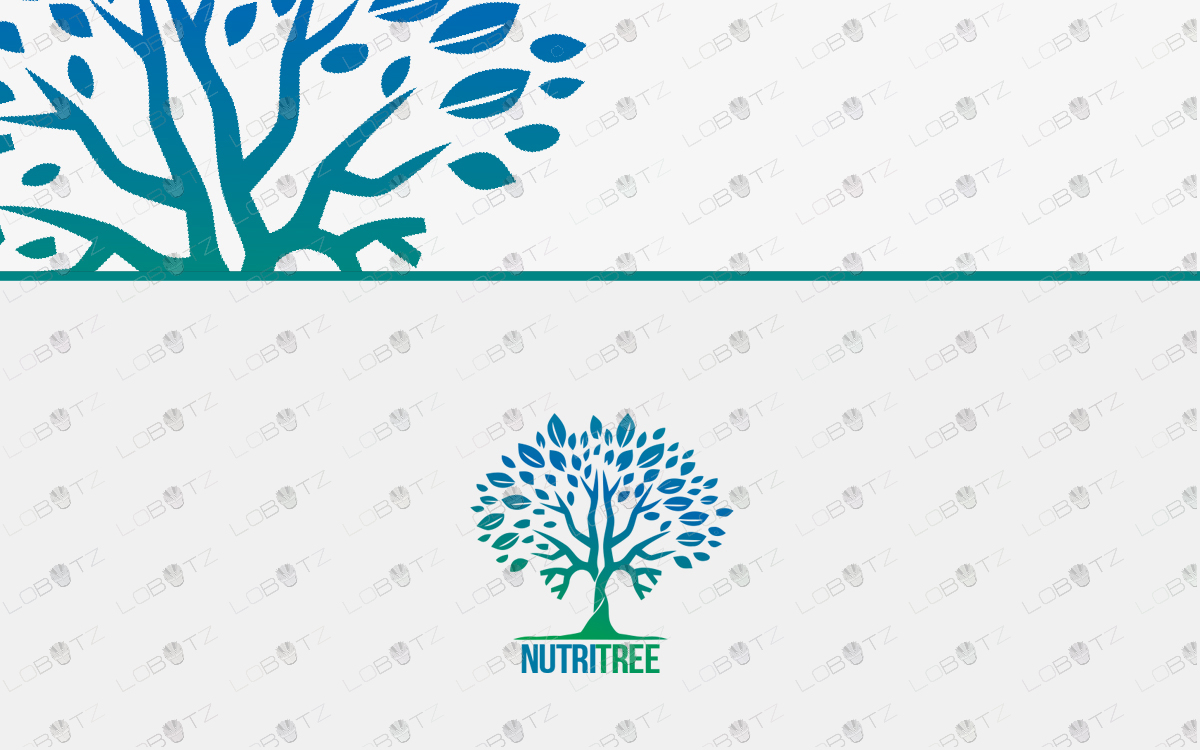 tree logo for sale