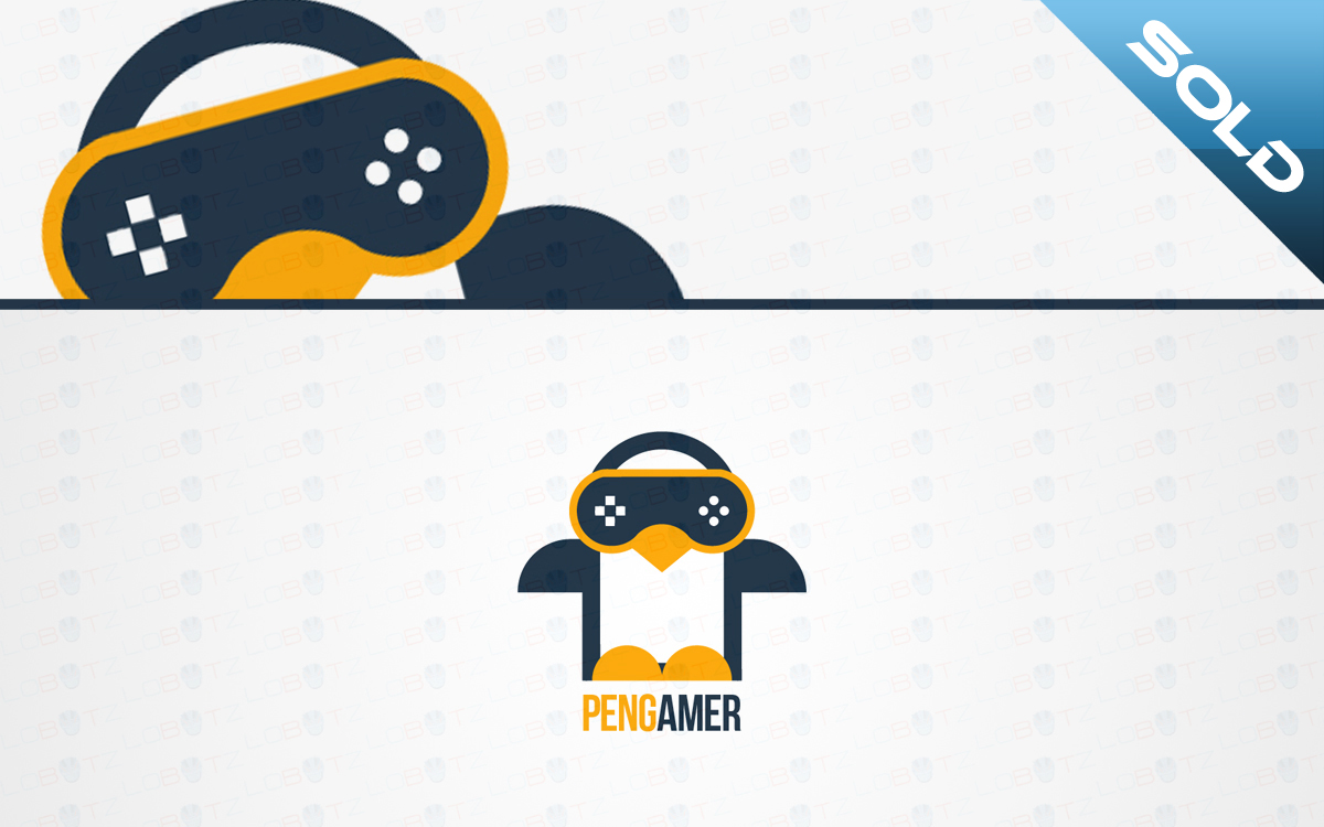 penguin gaming controller logo